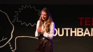 How being heartbroken was the best thing to ever happen to me: Emma Gibbs at TEDxSouthBankWomen