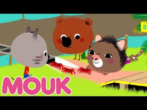 Mouk - The red crabs (Australia) | Cartoon for kids