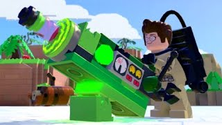 Lego Dimensions Ghost Trap Fully Upgraded All 3 Versions