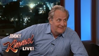 Jeff Daniels on The Looming Tower, Godless & The Newsroom