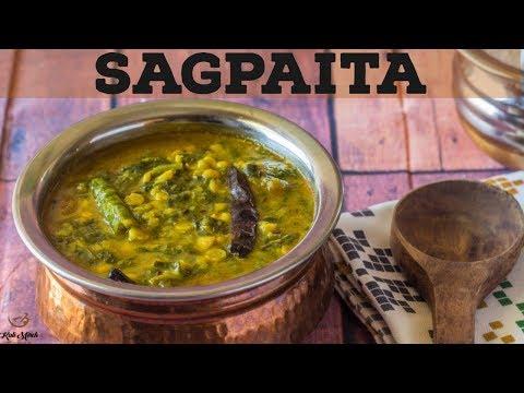 SagPaita-Palak Dal in Hindi-Dal Palak recipe-Kalimirchbysmita-Ep295