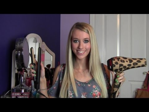 Everyday Hair Routine/Products! (Long Silky Blonde Hair)