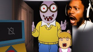 MY CHILDHOOD IS RUINED   Arthur