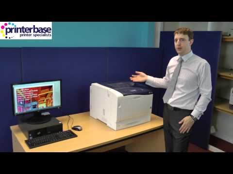 Xerox Phaser 7100 A3 Colour Printer Review