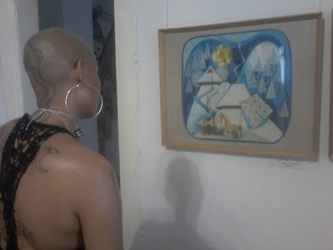 DAY 37: Bald Head, Bald Brows:  Музей Михаила Биласа, Truskavets  #UKRAINE