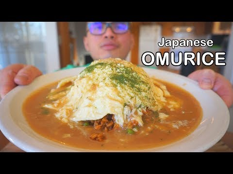 How to make Japanese OMURICE