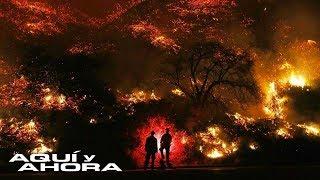 El dolor de quienes lo perdieron todo en los incendios del sur de California