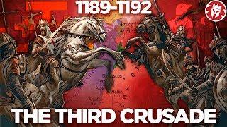 Third Crusade 1189-1192: From Hattin to Jaffa DOCUMENTARY