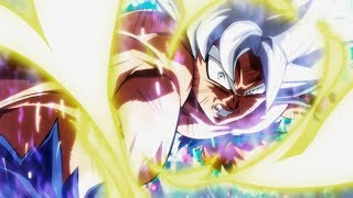 Goku Ultra Instinct (Mastered) Vs. Jiren「AMV」- Blood Hunter