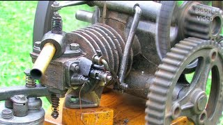 Stationärmotoren-Treffen Hundeluft 2013 1/2 Stationary Engine Rally
