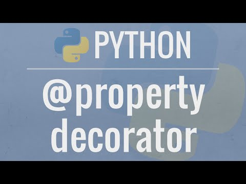 Python OOP Tutorial 6: Property Decorators - Getters, Setters, and Deleters