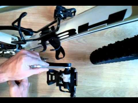 How To Remove Bicycle Pedals