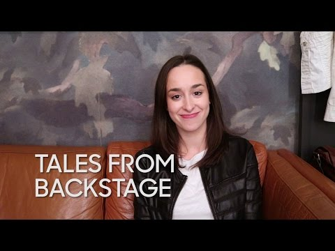 Tales from Backstage: Ali Kolbert