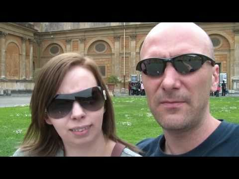 Vacation in Rome and Pisa