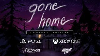 Gone Home Console Edition Launch Trailer