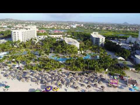 Aruba by Air - DJI Mavic 4k