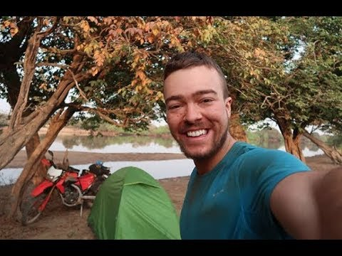 Motorcycle Tour of Africa Part 5 - Guinea