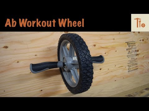 Build Your Own: Ab Workout Wheel