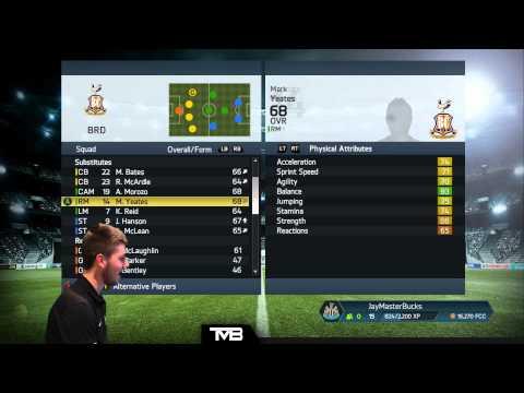 FIFA 14   Bradford City Career Mode - S2E1 - NEW LOOK BRADFORD!
