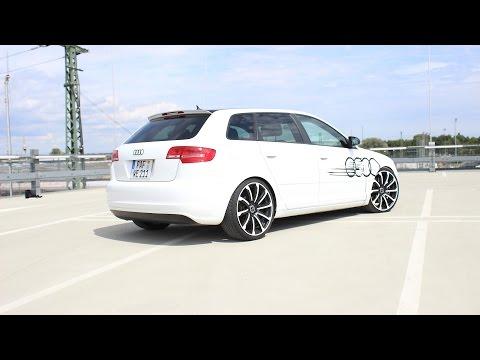 Audi A3 Sportback | Static on 19