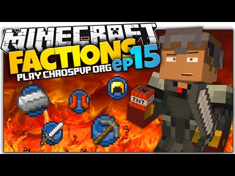 Minecraft Factions | #15 | MCMMO BOOTCAMP (Minecraft Factions Server)