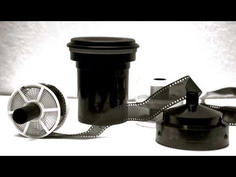 Black and White Film Processing Basic Kit