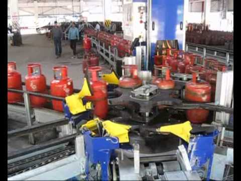 Flexspeed, HPCL Cherlapally Filling Plant, Oct 2010