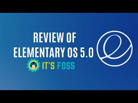 elementary OS 5.0 Juno Review