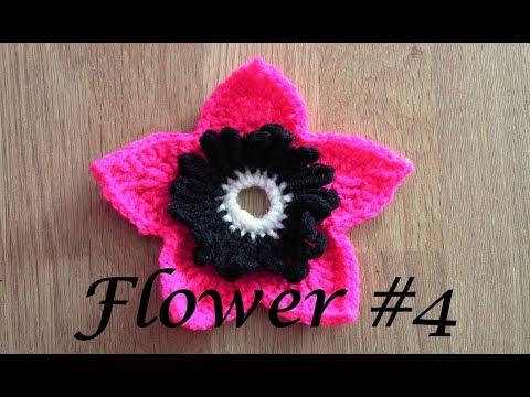 3D Flower - Embellishment#4