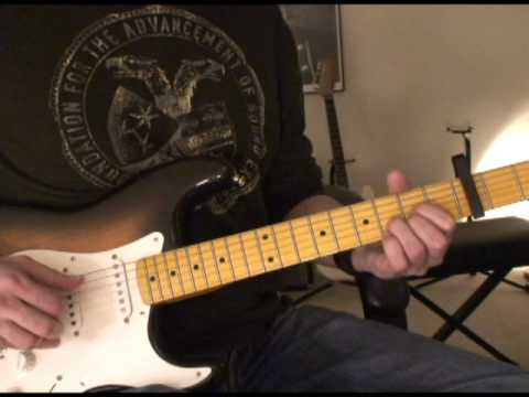 Free Fallin Lesson Pt 1 The Pluck And Chuck Guitar Series Free