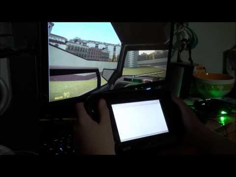 WiiU + Gmod | ControllerCAM