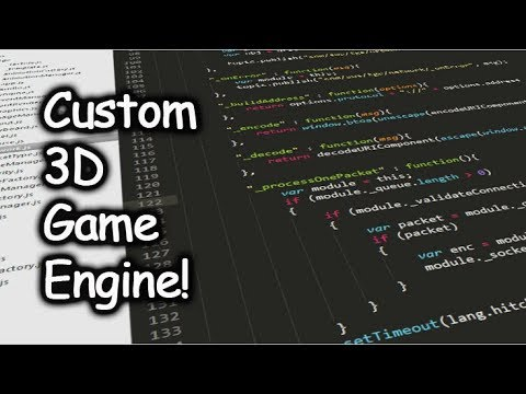 Why Build a 3d Engine From Scratch for a Long-term Gamedev Project