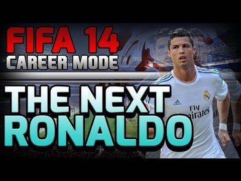 FIFA 14 - CAREER MODE- THE NEXT RONALDO - EP 1
