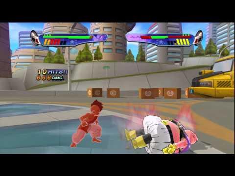 Dragon Ball Z Budokai 3 HD Collection: Uub Story Mode