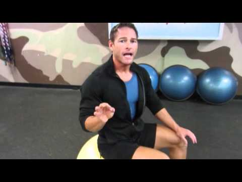 The Right Size Stability Ball For You
