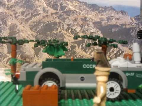 LEGO SWAT Team Episode 3:  Leader Captured