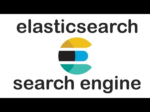 Simple Search Engine with Elasticsearch