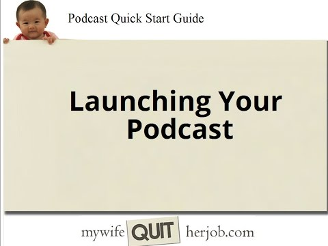 How To Launch Your Podcast To The Top Of iTunes - Podcast Tutorial Step 8