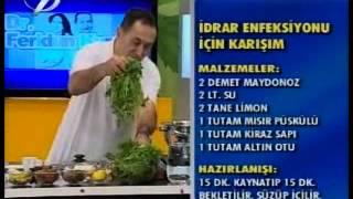 Dr. Feridun Kunak Show 3 Ekim B5 (İdrar Yolu Sıkıntıları Olanlar için Bitkisel Karışım)