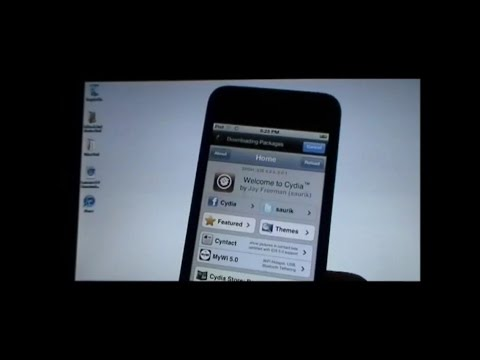iOS 5.1 Tethered Jailbreak iPhone 4,3GS,iPod touch 3rd gen,4th gen,iPad 1