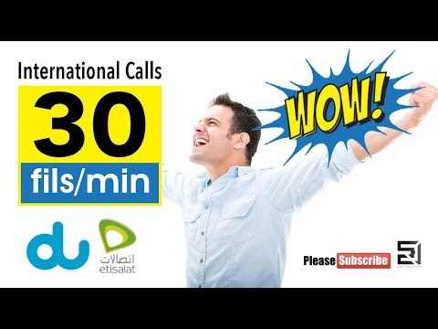 Make Unlimited Calls in all over world Local Rate In U A E