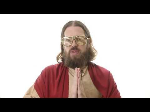 jesus dancing to dan's diss track