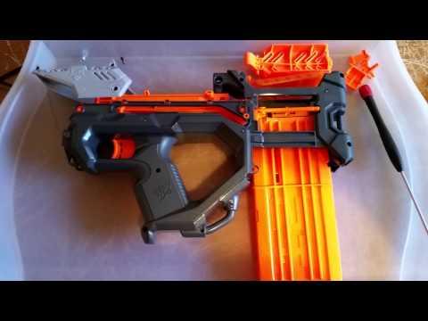 Crossbolt: Painting Basics and Bow Arm Base Plate Mod