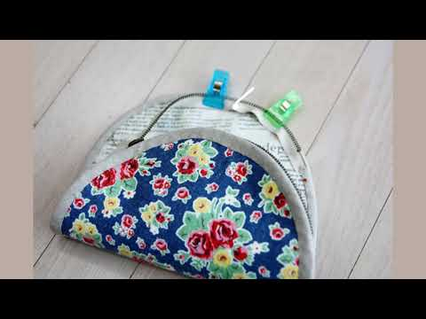 Shine Sewing Tutorial Makeup Bag