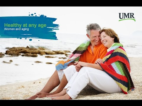 Healthy at any age - Women and aging