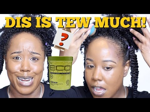 CHIT CHAT: BEAUTY GURUS USING EDITS TO FAKE FINAL RESULTS? + ECO STYLER CANCELLED BANDWAGON