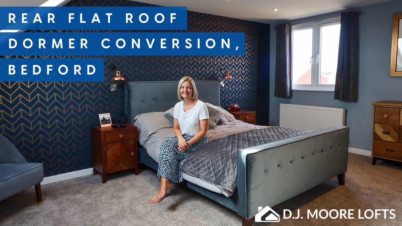 Dormer Loft Conversion Wootton - Bedford