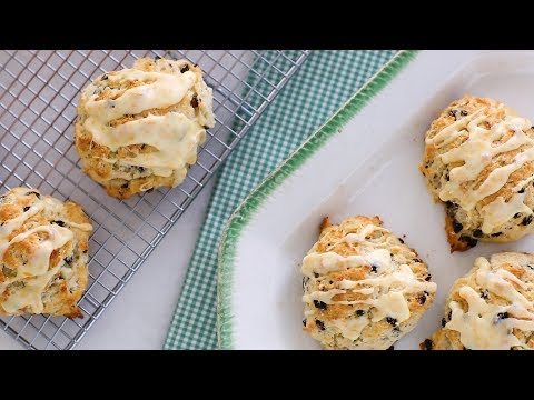 Irish Soda Scones- Sweet Talk with Lindsay Strand