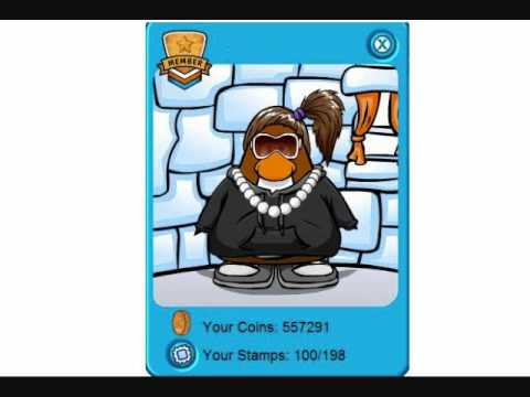 Club Penguin- Cute outfits