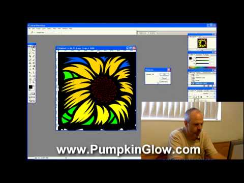 Pumpkin Patterns - How to Create Your Own